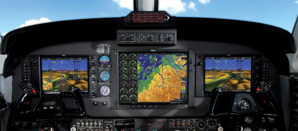 Garmin 1000 Flight Instrument